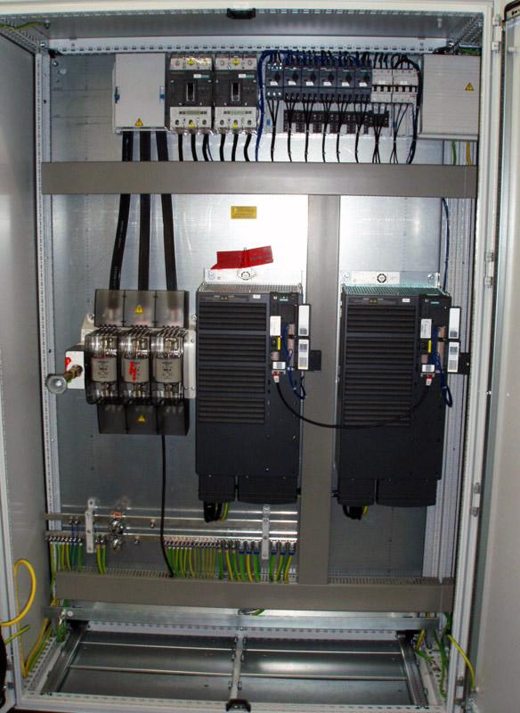Schaltschrankbau – RWS Automation GmbH